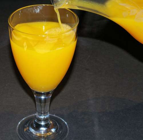Orange Juice Fresh Fruit Juice Orange Beverage