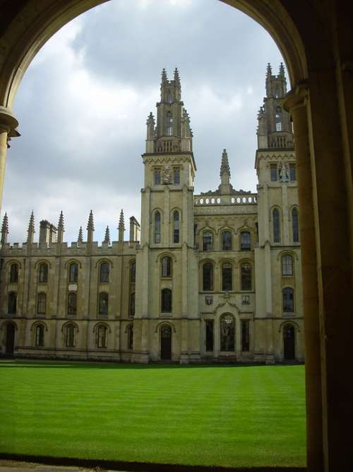 Oxford University England Historical
