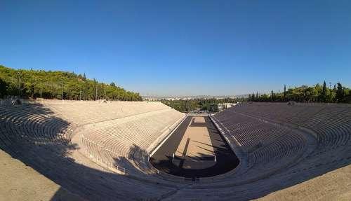 Panathinaiko Stadium Kallimarmaro Olympic Games