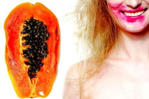 Papaya Girl Tropical Fruit Female Orange Seeds