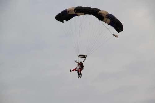 Parachutes Paraquedas Salto Breno Muniz