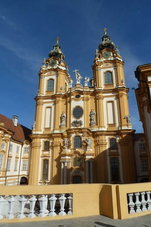 Pen Melk Church Baroque Baroque Church