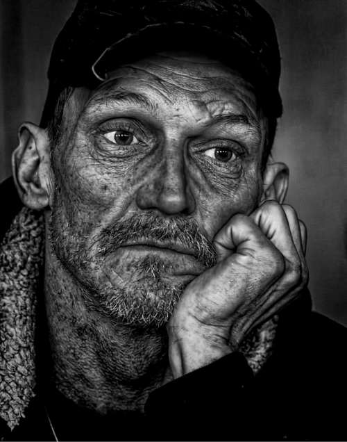 People Homeless Man Poverty Male Poor