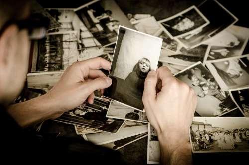 Photo Photographer Old Photos Memory Nostalgia