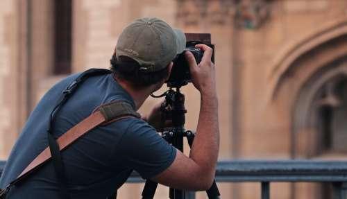 Photographer Human Camera Man Person Photography