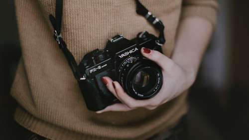 Photographer Photo Camera Camera Dslr Photo