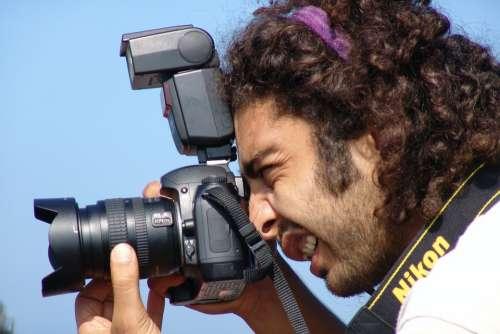 Photographer Man Human Person Photograph