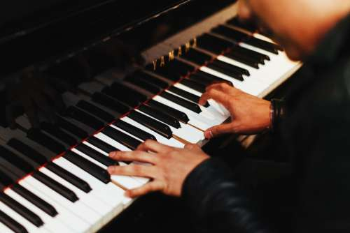 Pianist Music Musical Musician Performance Player