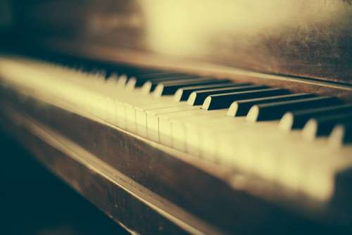 Piano Grand Piano Musical Instrument Music