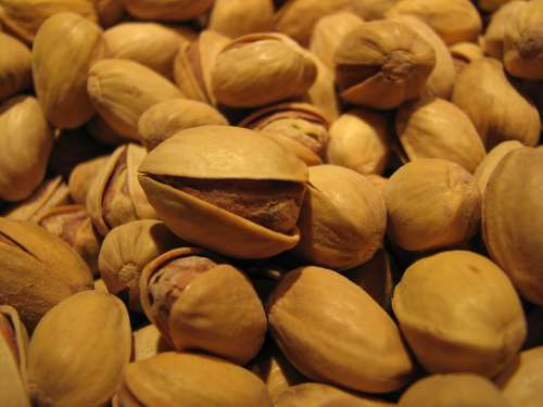 Pistachios Nuts Food