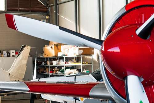 Plane Propeller Particular Aircraft Workshop