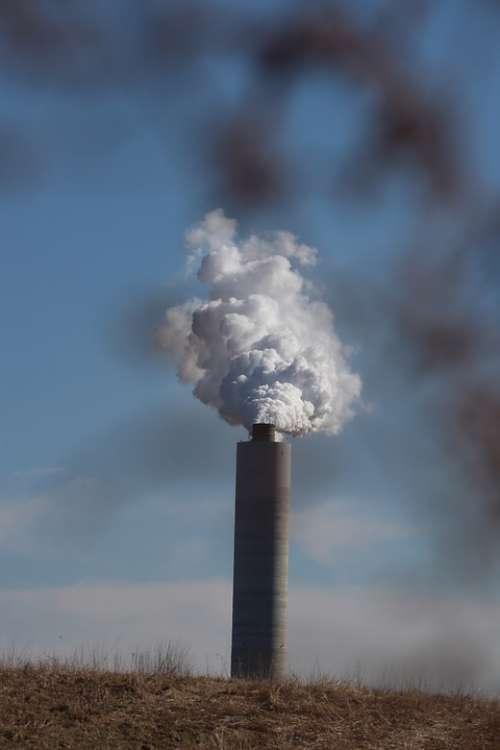 Pollution Air Pollution Smoke Smokestack