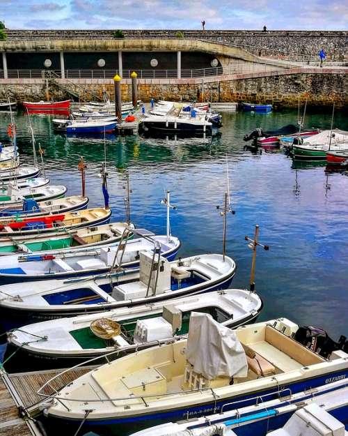 Port Fishing Boat Costa Sailor