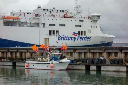Port Boat Harbour Sea Ship