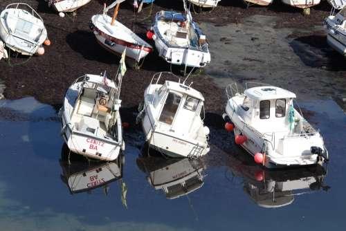 Port Boat Biarritz France