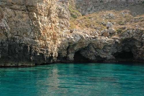 Porto Selvaggio Caves Puglia Regional Park