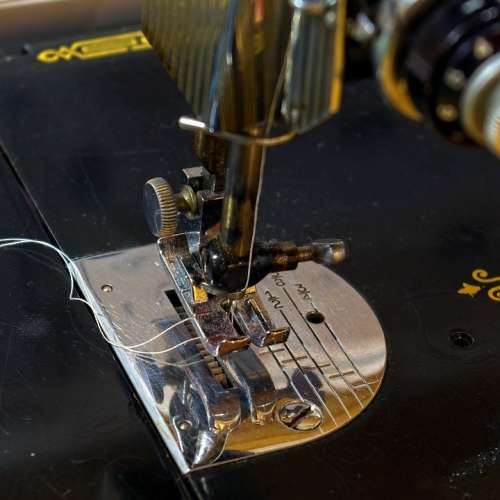 Presser Foot And Needle Plate Sewing Machine Singer
