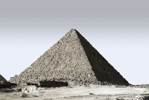 Pyramid Egypt Pharaonic Egyptian Tomb Egyptians