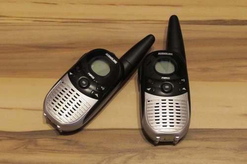 Radios Radio Technology Communication Walky Talky