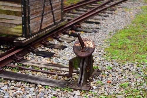 Rail Tracks Derailleur