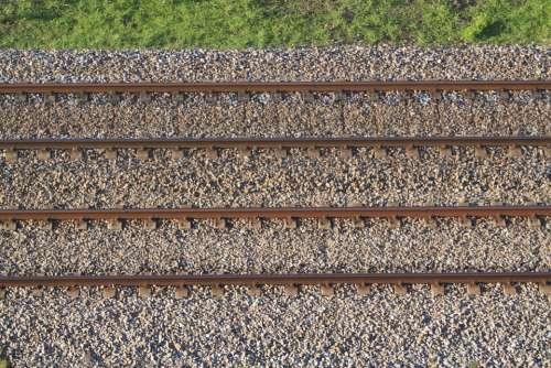 Rail Rail Texture Lines