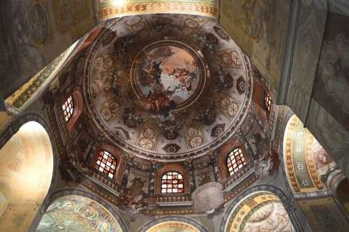 Ravenna Basilica San Vital Church