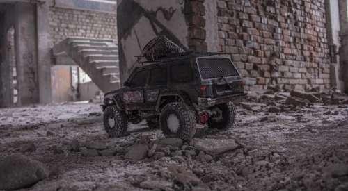 Rc Jeep Grand Cherokee Jeep Car Rims Auto