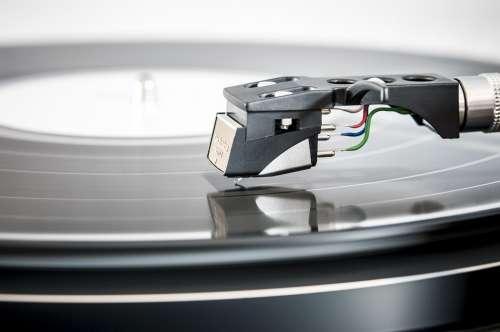 Record Player Turntable Needle Record Music Vinyl