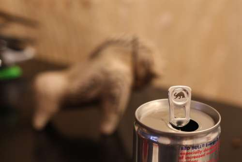 Red Bull Can Drink Strength Energy Drink