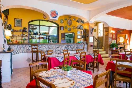 Restaurant Sunsets Costiera Food Holiday