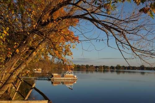 Rice Lake Minnesota Lake Nature Scenic