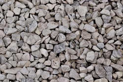 Rocks Stones Background Pebbles Grey Texture
