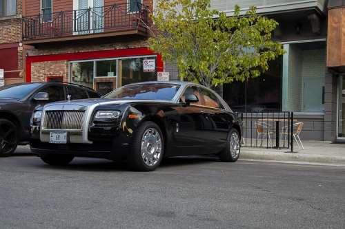 Rolls Royce Luxury Automobile Vehicle