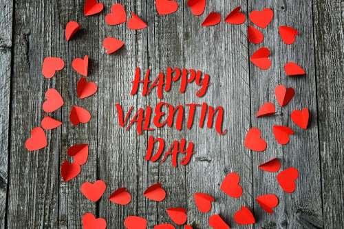 Rose Valentine'S Valentine'S Day Love Red Heart