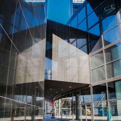 Rotterdam Building Douwe Egbert Architecture