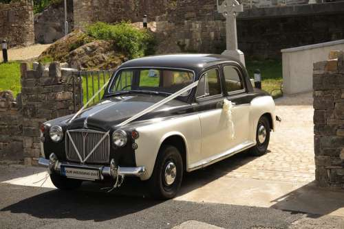 Rover Wedding Car Classics Veteran Classic Car