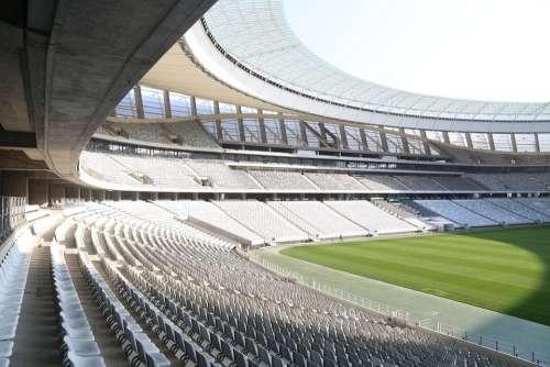 Rows Of Seats Football Stadium Sit Stadium