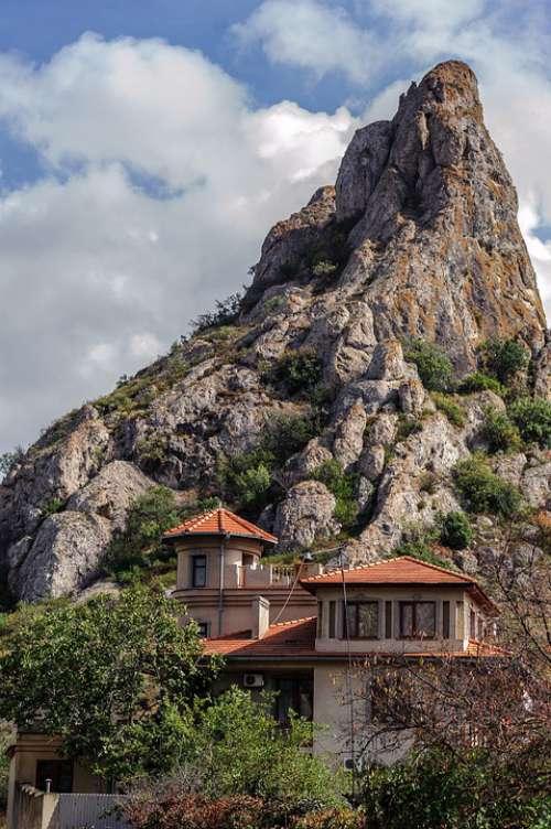Russia Crimea Resort Nature Landscape Summer