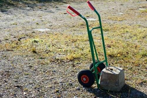 Sack Truck Mover Transport Cart Last Loads Tools
