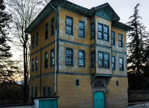 Safranbolu On City Museum Architecture Mansion