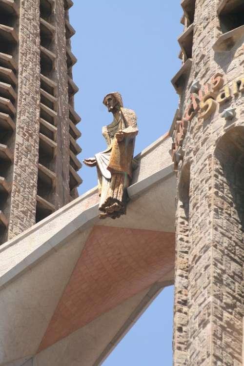 Sagrada Familia Barcelona Gaudí