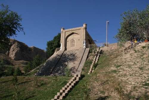 Samarkand Tomb Of Daniel Afrasiab