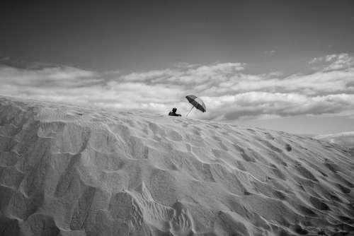 Sand Dune Landscape Sand Dunes Travel Desert