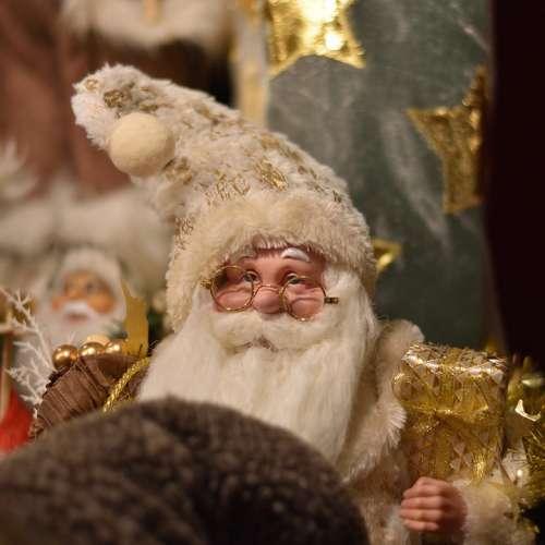 Santa Claus Deco Christmas Christmas Time