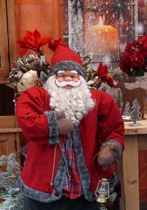 Santa Claus Decoration Christmas