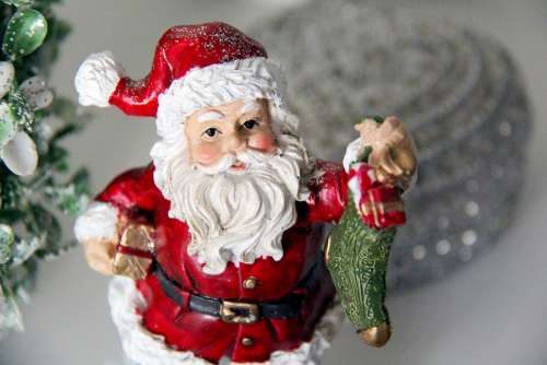 Santa Claus Christmas Decoration Christmas Time