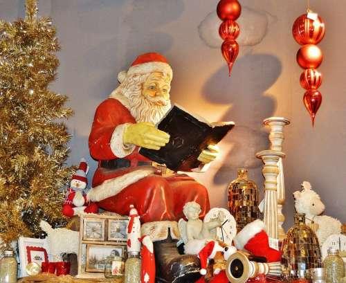 Santa Claus Christmas Nicholas Christmas Time