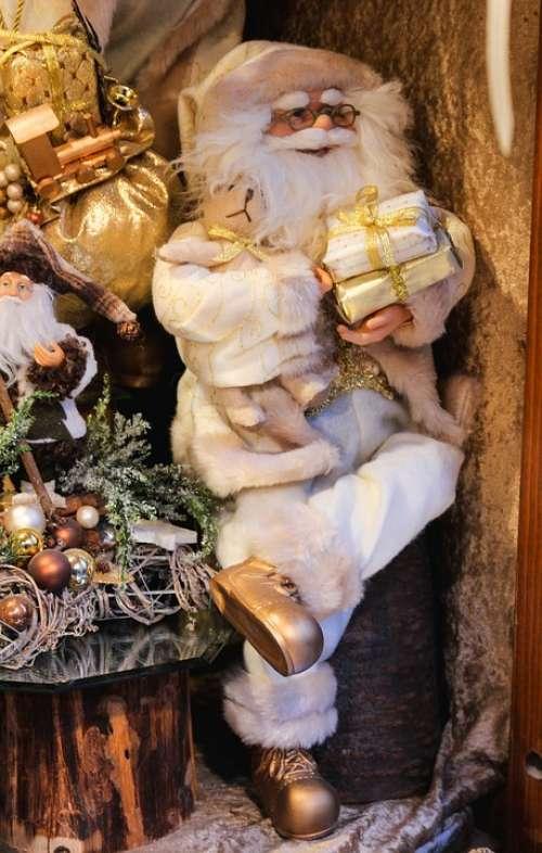Santa Claus Nicholas Christmas Christmas Market