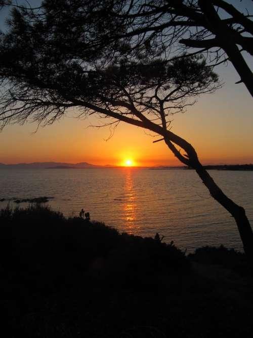 Sardinia Sea Sunset