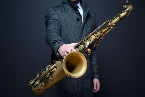 Saxophone Sax Player Musician Instrument